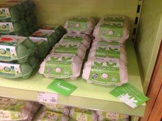 Nachhaltigkeit - Bio Hühner, Eier und Kartoffeln