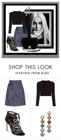 """Goodbye Summer"" by bella-nicole on Polyvore featuring MSGM, Pour La Victoire, DANNIJO and Diane Von Furstenberg"
