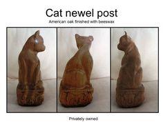 Carvings by John Patterson (EWC Member) 28