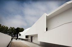 Fez House / Alvaro Siza