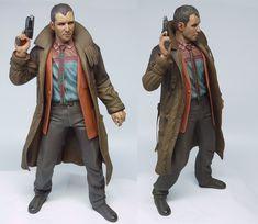 Blade Runner - Deckard sculpt.