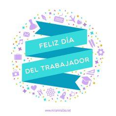 Feliz Día del trabajador!