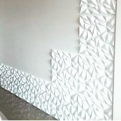 Orren Ellis This Bridgeville L x W Embossed Wallpaper Panel is an ideal wall covering products for interior decoration. They are great solutions to an ugly, stubborn problematic wall, ceiling or any surface that needs covering. Vinyl Wall Panels, Pvc Panels, Brick Wallpaper Roll, Wallpaper Panels, 3d Wallpaper, Paintable Wallpaper, 3d Wandplatten, Diy Glue, Bamboo Wall