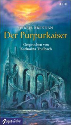 Der Purpurkaiser. 4 CDs: Amazon.de: Herbie Brennan, Katharina Thalbach, Frank Böhmert: Bücher