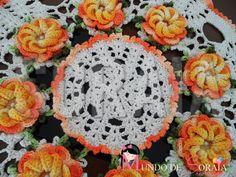 Toalha Flor Caracol