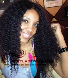 Lace Front Wigs Indian Remy Hair Water Wave N Sw089 Bestlacewigs