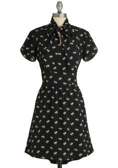 """Daisies Go By Dress, #ModCloth - Size Small - Bust -35""""  Waist - 28"""" - Brand new with tags"""