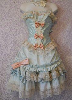 Cute lolita dress