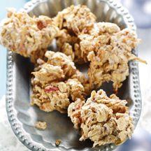 Haferflockenkekse mit Apfel PP 1 für 2 Kekse od. als Sattmacher