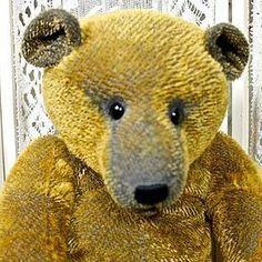 "Personality Plus! 20"" Artist Bear - Victorian Retreat Antique Dolls #dollshopsunited"