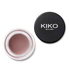 KIKO Cream Crush Lasting Colour Eyeshadow - 04 Matte Taupe