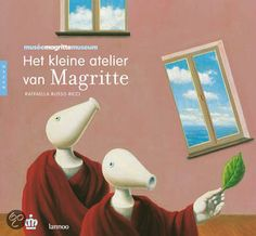 bol.com | Het Kleine Atelier Van Magritte, R. Russo Ricci | Nederlandse boeken