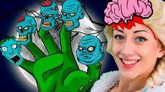 Halloween | Halloween Songs for Children | Scary Nursery Rhymes | Rock a Bye Baby by HooplaKidz - YouTube