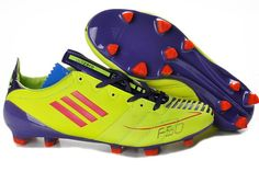I would totally rock a pair of Adidas soccer shoes , just for kicks!