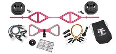 Pink Barbell Set – T-GRIP FITNESS EQUIPMENT