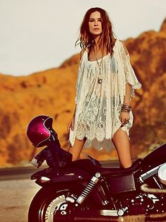 Free People On the Open Road Tunic