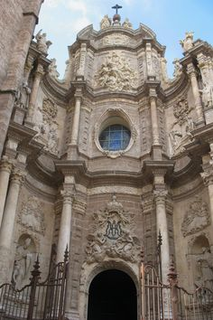 Cathedral/Catedral - Valencia, Spain