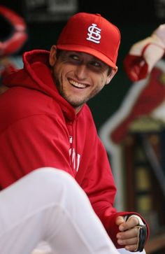 Nothing better than a man in uniform with an MVP and World Series win under his belt...David Freese