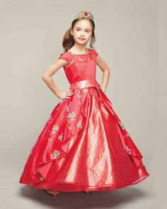 The Ultimate Collection Disney Elena of Avalor Costume for Girls