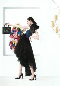 Dior #posture