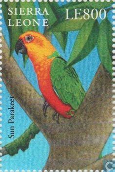 Sierra Leone - The Stamp Show 2000