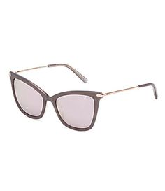 9dc83853bc Ted Baker London Cat-Eye Sunglasses All About Eyes