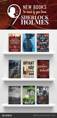 9 must-read Sherlock retellings. The sleuthing tradition lives on!