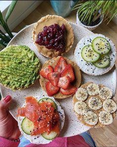 Healthy Breakfast Recipes, Healthy Snacks, Healthy Eating, Healthy Recipes, Breakfast Options, Healthy Cooking, Healthy Sweets, Diet Recipes, Think Food