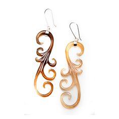Soraya Earrings by Elbeto