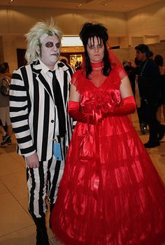 Lydia & Beetlejuice -  If this is you, let me know and I will send you the full size files.