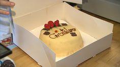Harry bakeri og kaffebar i Lyngdal gir gratis kaker til gravide.
