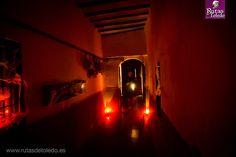 La casa encantada de Toledo by David Utrilla para http://www.rutasdetoledo.es