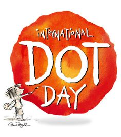 Do you know about International Dot Day? It's celebrated on September 15th as a way to inspire students to discover how they can make their mark in the world. Download the free educators' guide from this page and learn how to get started.