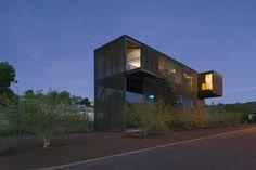 The Xeros Residence / Blank Studio