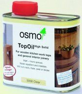 Osmo Top Oil fir wood counters. A few things that I've been liking lately!