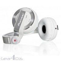 Pioneer HDJ-500-W Pro Studio DJ Headphones White