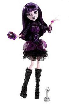 Monster High ELISSABAT  Frights, Camera, Action! Hauntlywood,  Mattel 2013