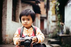 born to be a photographer? by 魏三米ya, via Flickr