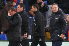 Crystal Palace 3 Liverpool 1 Last season it was the fixture that finally ended Liverpool's challenge for the Premier League title and left Luis Suárez in tears. This time their visit to Selhurst Park proved another painful experience for Brendan Rodgers' men.