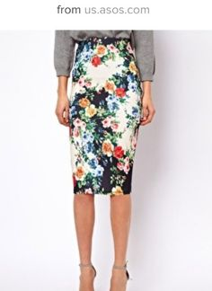 Floral and neutrals | www.asos.com