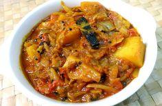 Curry di patate e cavolo cappuccio - Parliamo di Cucina