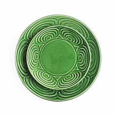 Japanese Dinner Plate Green 24cm Dinner Plate Sets, Dinner Plates, Japanese Dinner, Eye Pattern, Japanese Ceramics, Ceramic Plates, Green Colors, Contemporary Design, Trends