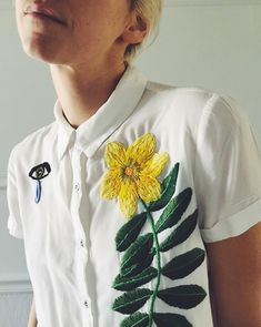 41 Best Ideas embroidery designs by hand fashion etsy