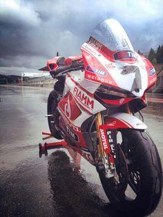 Ducati 1199 R Panigale / Carlos Checa