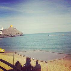 #Sol, #arena y #playa, esto y más te espera en #SanFelipe Foto-aventura de tugabertho  #Baja #Mexico #MEX #Sea #Coast #Relax #Chill #Enjoy #GoodTimes