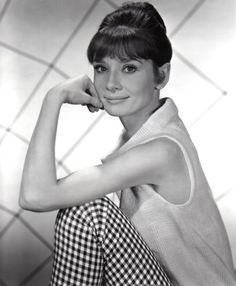 Audrey Hepburn #fashion #style #TheSaloon http://www.etsy.com/shop/TheSaloon