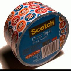 Paul frank duct tape!!!!