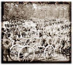 Battle of Richmond was a Confederate victory. Fought August 30, 1862.