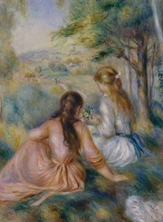 ♔ Renoir