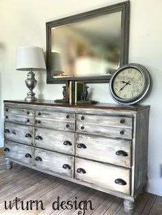 Rustic dresser  By UTurn design  https://m.facebook.com/UTurn-Design-630629790426392/